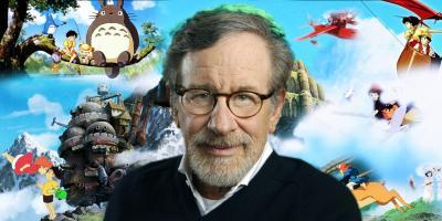 Steven Spielberg se declara admirador de Hayao Miyazaki