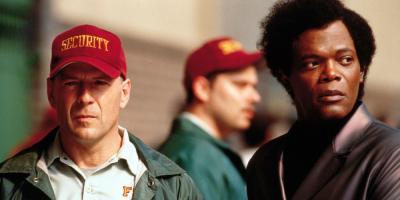 Se revelan nuevos detalles de Glass, protagonizada por Samuel L. Jackson, Bruce Willis y James McAvoy