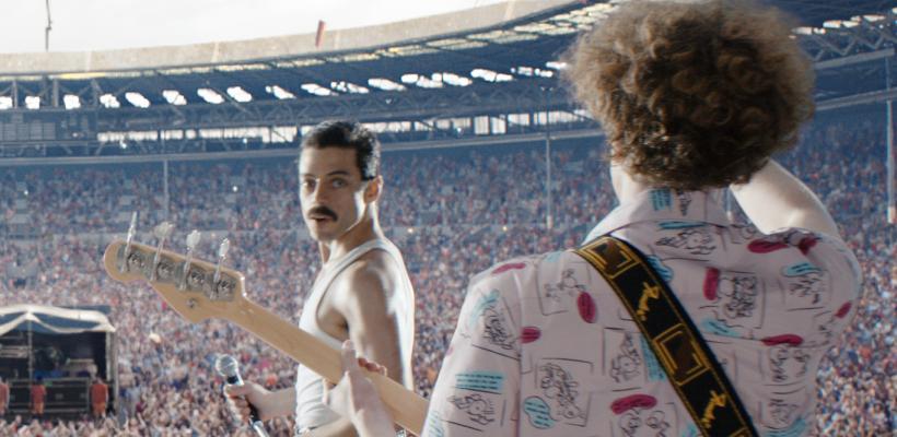 Bohemian Rhapsody: revelan nuevas imágenes y un tráiler exclusivo es presentado en CinemaCon