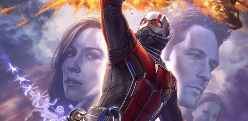 Ant-Man and the Wasp presenta su nuevo tráiler