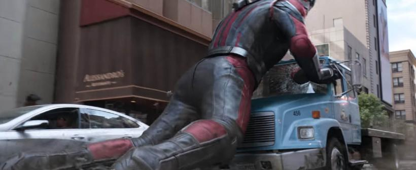 Ant-Man and the Wasp - Tráiler oficial
