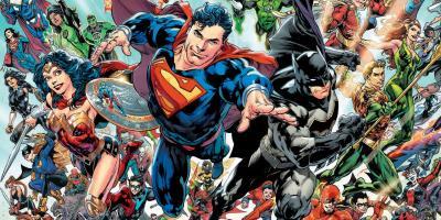 Surge DC Universe, la plataforma streaming de DC Cómics