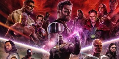 Avengers: Infinity War alcanza mil millones de dólares más rápido que cualquier película en la historia del cine