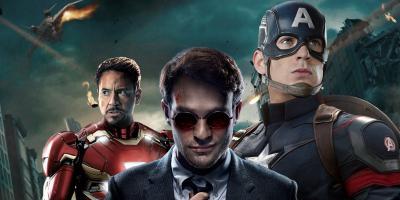 Los hermanos Russo consideraron incluir a los personajes de las series de Marvel en Avengers: Infinity War