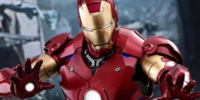 El traje original de Iron Man, el Mark III, fue robado y la policía lo está buscando