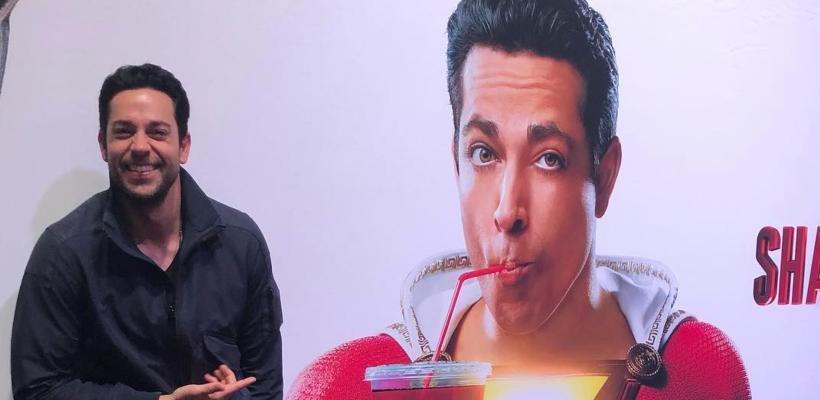 Shazam!: Internet reacciona a la primera imagen oficial