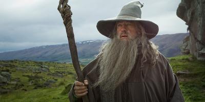 Ian McKellen detestó filmar la trilogía de El Hobbit