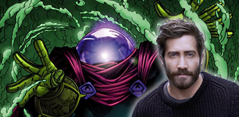 Así se vería Jake Gyllenhaal como Mysterio en la secuela de Spider-Man: De Regreso a Casa