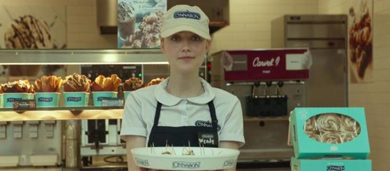 Dakota Fanning en Un Nuevo Camino (2017)