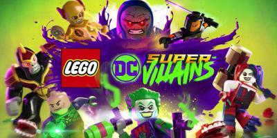 Lego DC Super-Villains revela su primer tráiler