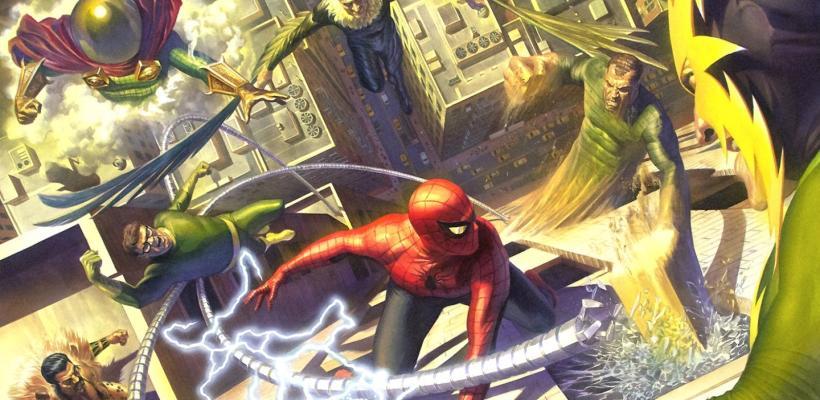 Se revela posible título de la secuela de Spider-Man: Homecoming y la trama revela la llegada de los Seis Siniestros