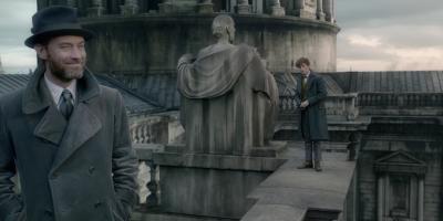 J.K. Rowling ya está escribiendo la tercera película de Animales Fantásticos