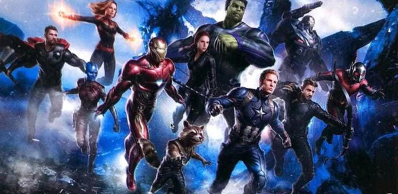 Primeros avances de Avengers 4 y Capitana Marvel fueron mostrados en CineEurope 2018