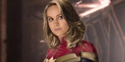 Capitana Marvel: Brie Larson no estaba segura de interpretar a la heroína de Marvel