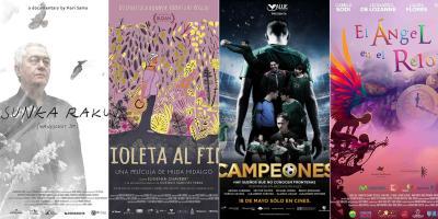 El cine mexicano estrenado en mayo 2018, bajo el escrutinio de la crítica