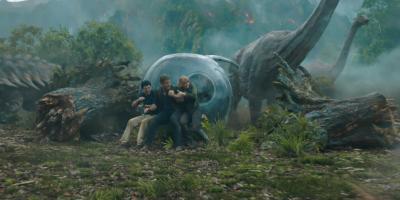 Jurassic World: El Reino Caído es criticada por uno de los momentos más irreales y poco creíbles