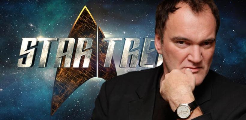 La película de Star Trek de Quentin Tarantino podría incluir al elenco actual de la franquicia
