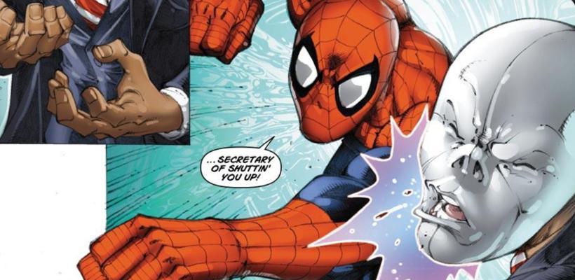 Spider-Man: Far From Home podría presentar a Camaleón