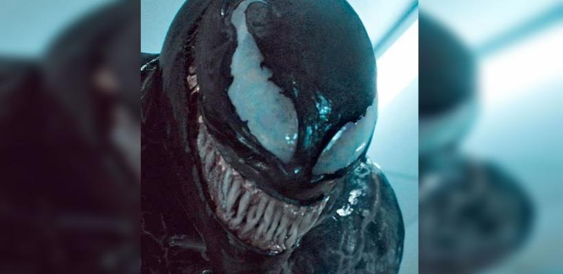 Venom se apodera de Tom Hardy en nuevo tráiler de la película