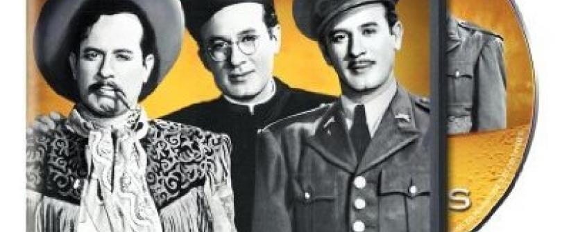 Los Tres Hustecos 1948 - TRAILER