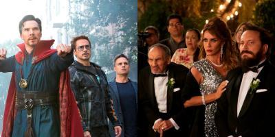 El cine de superhéroes aplasta al cine mexicano en la primera mitad de 2018