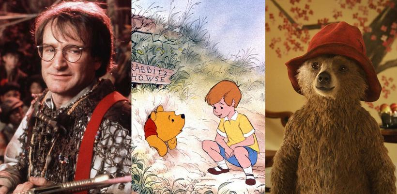 Películas que debes ver si te gustó Christopher Robin: Un Reencuentro Inolvidable