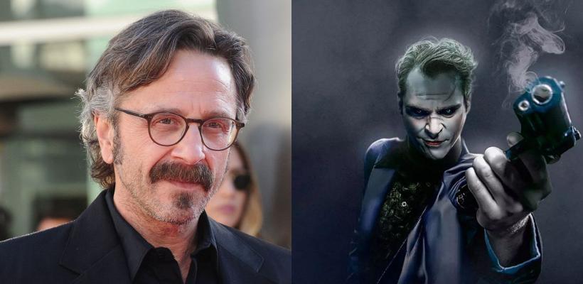Joker: Marc Maron confirma su papel en la cinta
