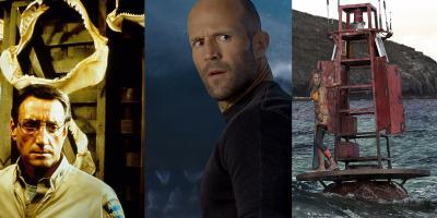 Megalodón y todas las películas de tiburones de la mejor a la peor