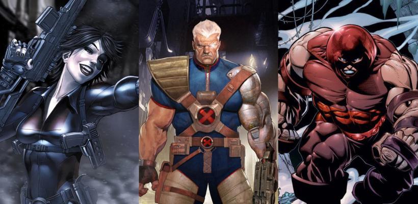 Deadpool 2: versión de Tim Miller tenía diseños de Cable, Dominó y Juggernaut más fieles a los cómics