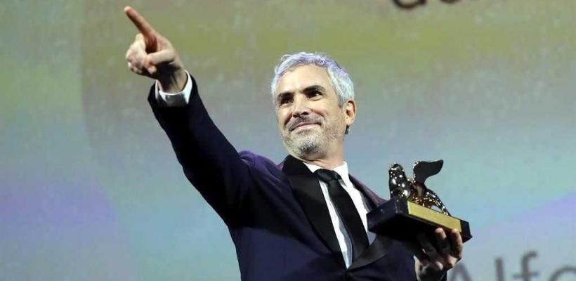 Famosos reaccionan al triunfo de Alfonso Cuarón en Venecia