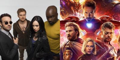 ¿Marvel-Netflix tendrá un crossover con las películas del MCU algún día?