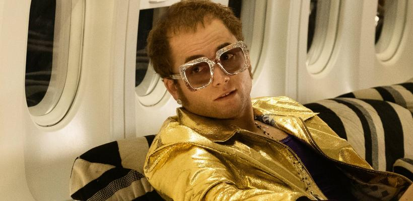 Rocketman: Biopic de Elton John presenta su primer tráiler