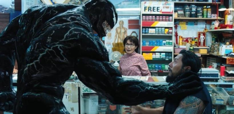 Venom ya tiene calificación de la crítica
