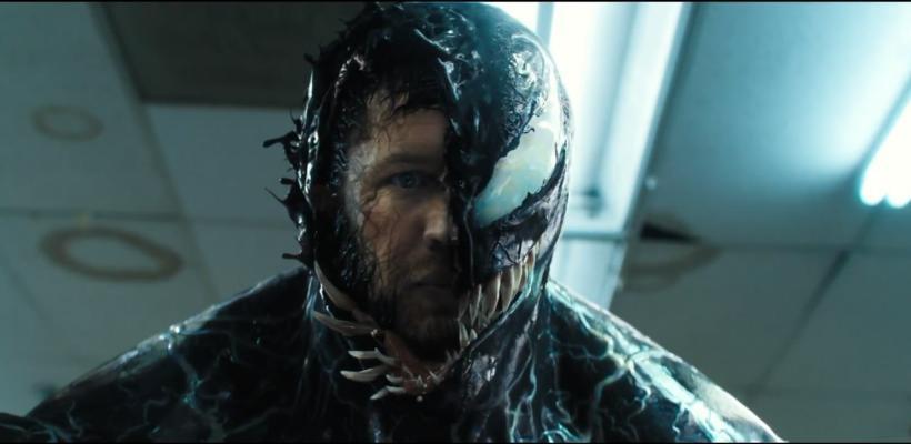 Venom rompe récord histórico de taquilla en Estados Unidos durante su fin de semana de estreno