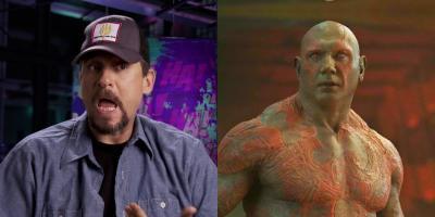 David Ayer apoya a James Gunn como director de Suicide Squad 2, y Dave Bautista quiere participar
