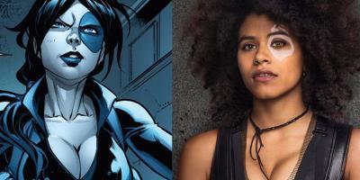 Actriz de Deadpool 2 quiere a Domino junto a Harley Quinn