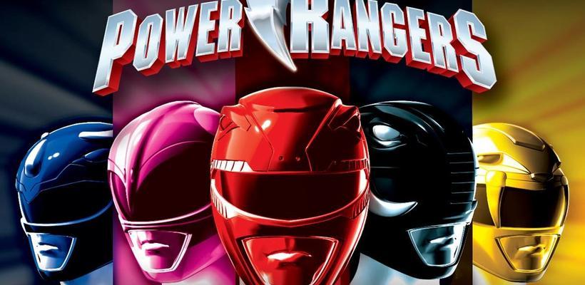 Posible arte conceptual de los nuevos Power Rangers