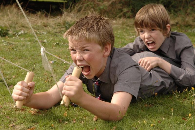 El Hijo de Rambow (2007)
