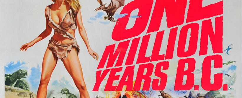 Un Millón de Años A.C. - Tráiler original