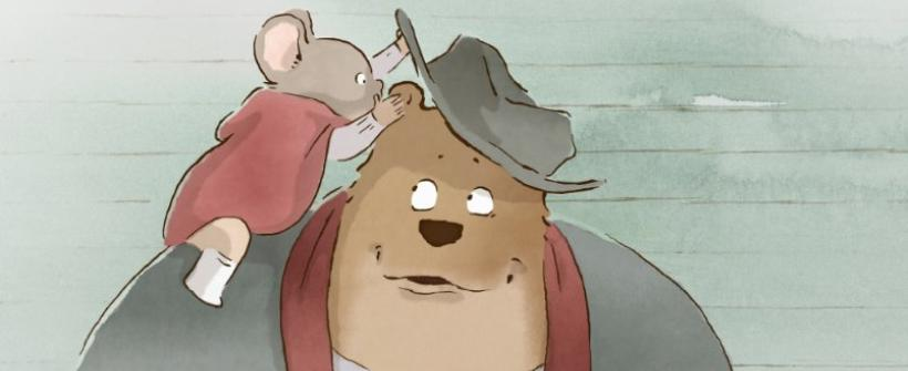 Ernest & Celestine Official US Release Trailer