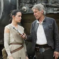 Han Solo le entrega algo muy importante a Rey