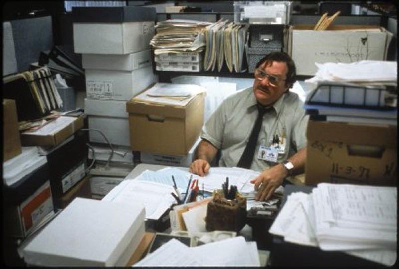 Enredos de oficina office space tomatazos cr tica de cine televisi n y estrenos en cartelera - Enredos de oficina ...