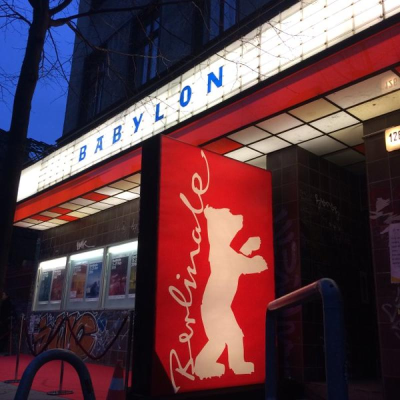 Cine Babylon testigo de la premier de Alone In Berlin