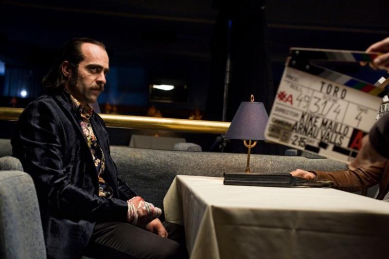 Luis Tosar en Toro (2016)