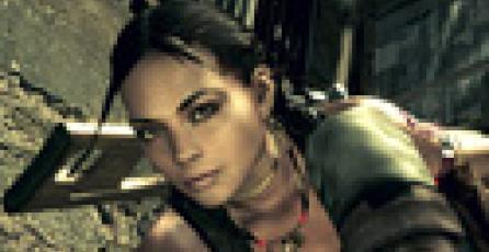 Resident Evil 5: Mercenarios con Sheva