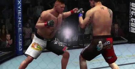 UFC 2009 Undisputed: Primera parte