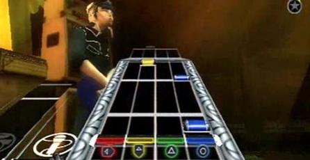 Rock Band Unplugged: Debut en el PSP