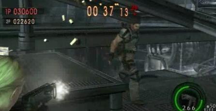 Resident Evil 5 Versus Mode