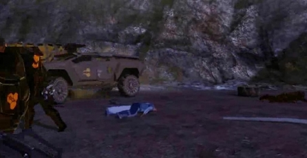 Red Faction: Guerrilla: Transportador