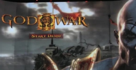 God of War III: E3 09: Gameplay